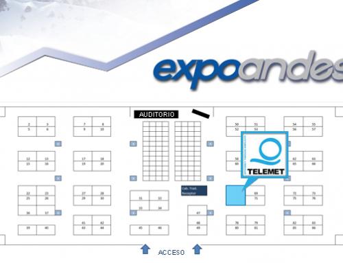 Telemet in ExpoAndes 2015
