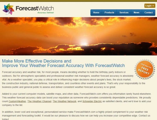 New Study Ranks AccuWeather #1 in Forecasting Accuracy Worldwide