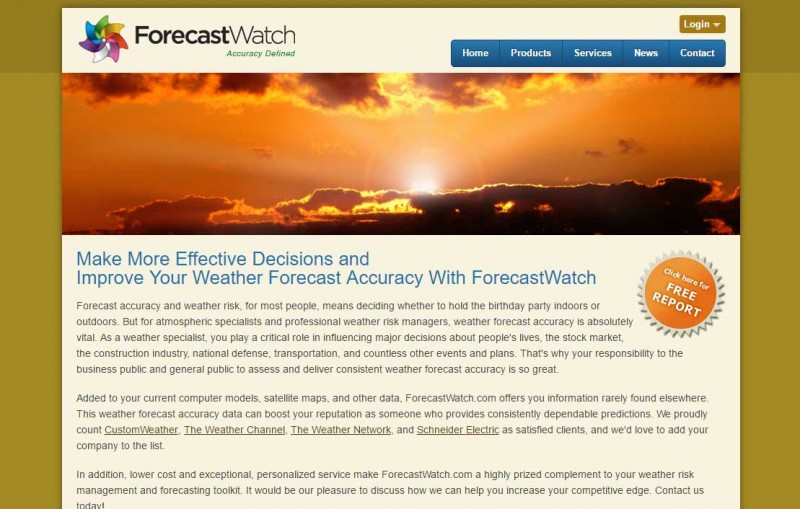 New Study Ranks AccuWeather #1 in Forecasting Accuracy ...