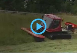 PistenBully 100 All Season