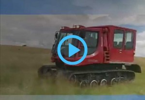 PistenBully 100 Flexmobil