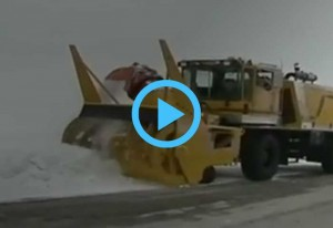 Kodiak Snow Blowers Make It Look Easy