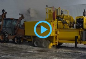 Trecan 60 PD Snow melter