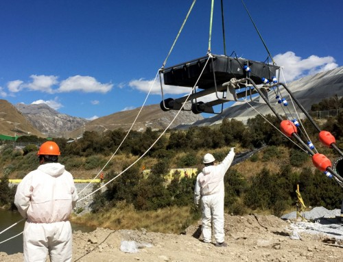 Firsts SMI® Mega PoleCat evaporators at Peruvian Andes: Antamina