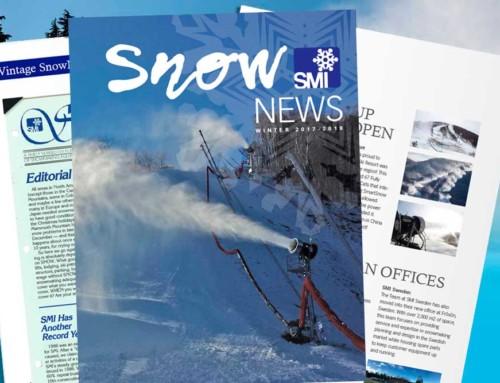 """""""SnowNews"""" SMI magazine – 2018"""