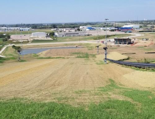 Proyecto reciente de SMI en Cone Park en Sioux City, Iowa