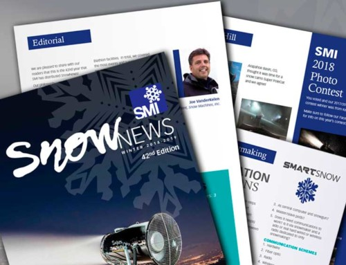 """SnowNews"" SMI magazine 2018/19"