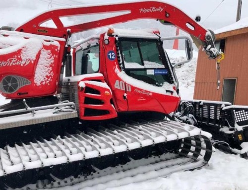 Recent Acquisitions of PistenBully Machines in Chile