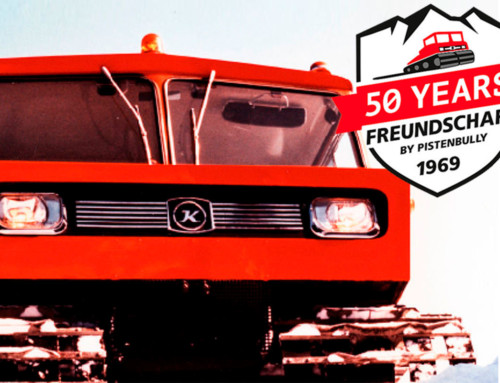 2019: THE PistenBully IS TURNING 50!