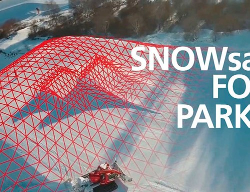 SnowSat para parques